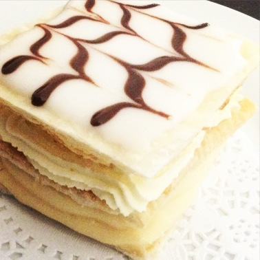 Mille Feuilles ($30 for 6)