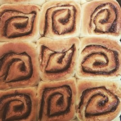 Cinnamon Rolls ($36 for 15)