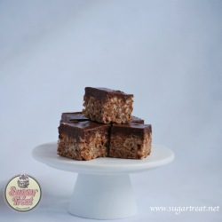 Mars Bar Slice Bites ($20 for 12 slices or 36 bites)