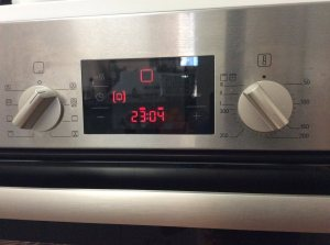 Oven 2 cakes temps