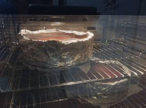 Oven 2 cakes