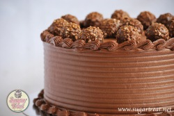 Ferrero Rocher Cake (from $75)