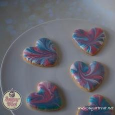 Marble Sugar Cookies ($2.50 each, minimum 20)