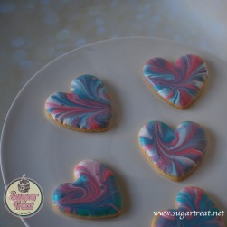 Marble Sugar Cookies ($2.50 each, minimum 20)