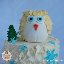 Winter / Snow Owl