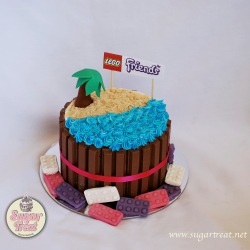 Lego friends beach