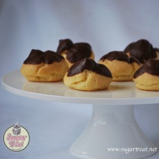 Profiteroles ($45 for 16)