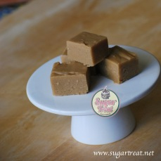Maple Cream Fudge ($30 for 48 pieces)