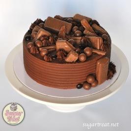 Chocolate Lover Cake