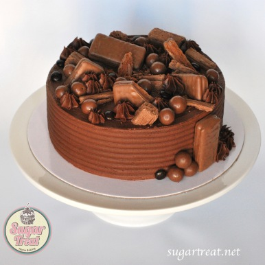 Chocolate Lover Cake