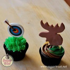 Cupcakes Hunting 1