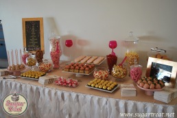 Dessert Table (price varies)