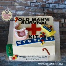 Old Man Survival kit