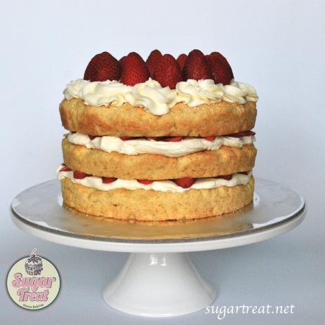 Strawberry Shortcake ($75)