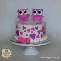 Twins owls